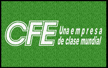 Tapete CFE